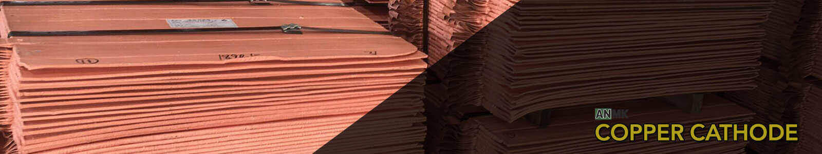 copper cathode - anmk steel