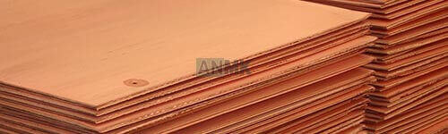copper export from Egypt