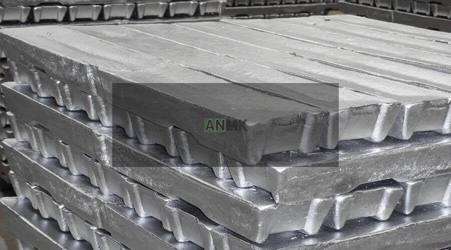 aluminum ingots products