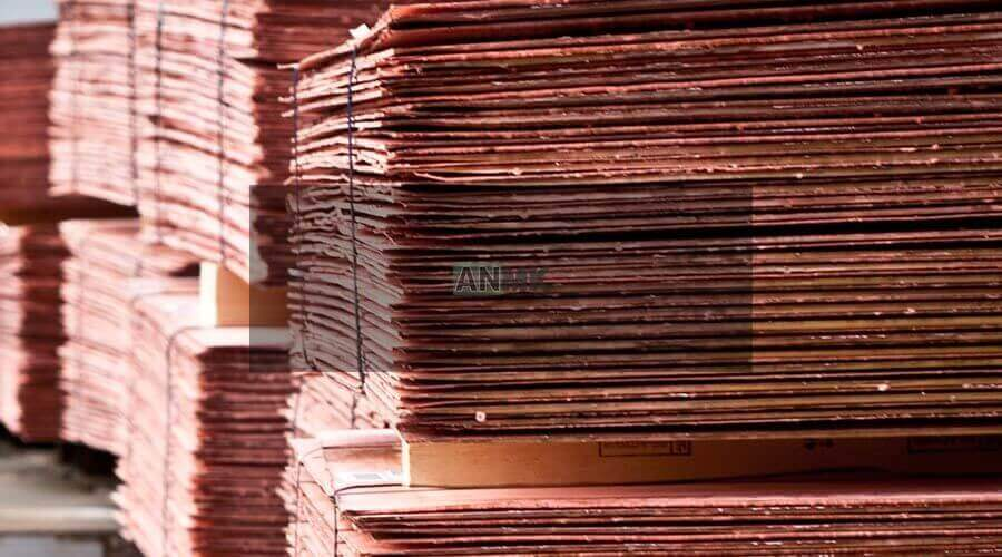 Copper Cathode products from Egypt