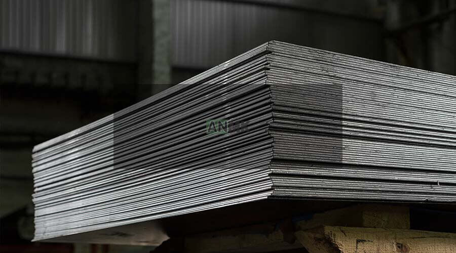 steel sheets from Egypt