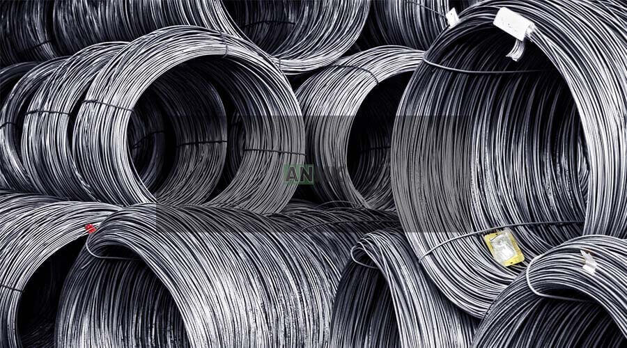 steel wired rods products